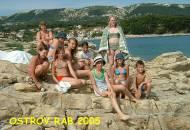 Zájezd do Chorvatska 2005
