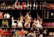 Taneční představení - jaro 2015