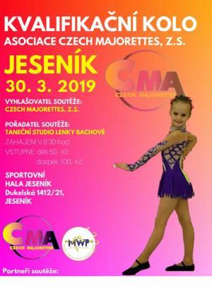 CMA Jeseník, kvalifikace 2019