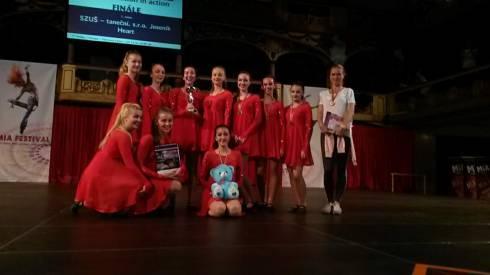 MIA DANCE PRAHA Lucerna 2018
