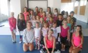 2016 Gymnastické workshopy